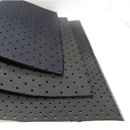 Neoprene Fabric Sheets - 3-4